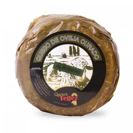 Queso de oveja  Al Romero 3,5 kgs aprox.