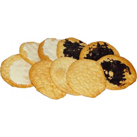 Surtido Resequillas 3Bolsas (Lisas, Chocolate y Chocolate Blanco)