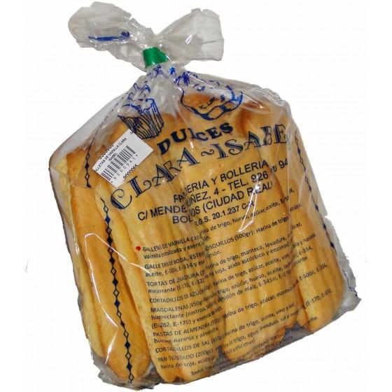 Surtido Pastas Caseras (Galletas de Vainilla, Rosquillas y Flores)