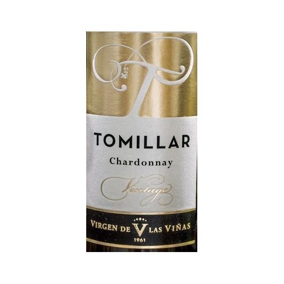 Vino Blanco Tomillar Chardonnay