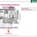 XIX Encuentro Nacional de Encajeras 2015
