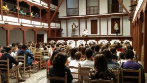 Comenzamos la 24ª Edición de la Campaña de Teatro Clásico para Estudiantes