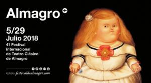 Festival Internacional de Teatro Clásico de Almagro 5/29 Julio 2018