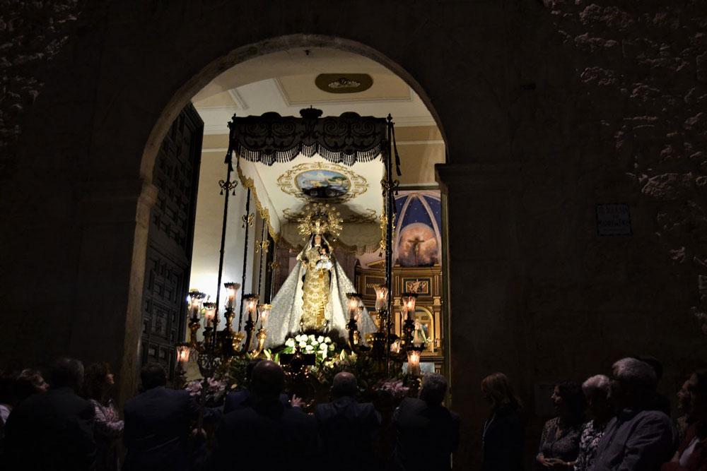 Virgen de las Nieves, patrona de Almagro