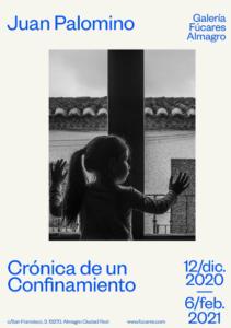Exposición fotográfica en la Galería Fúcares. Crónica de un confinamiento de Juan Palomino